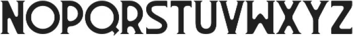 Besitoea otf (400) Font LOWERCASE
