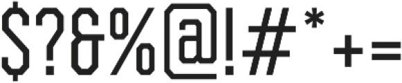 Bessemer Medium otf (500) Font OTHER CHARS