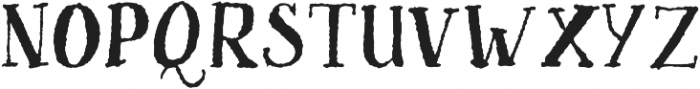 Bessington ttf (900) Font UPPERCASE