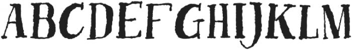 Bessington ttf (900) Font LOWERCASE