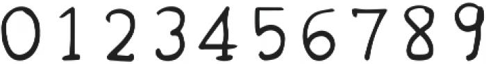 Bestkind ttf (400) Font OTHER CHARS
