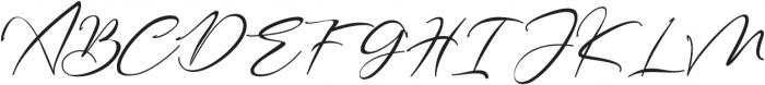 Bestowens Family otf (100) Font UPPERCASE