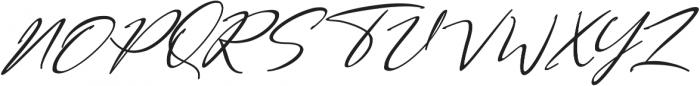 Bestowens Family otf (300) Font UPPERCASE