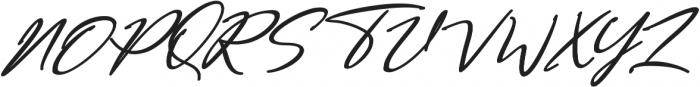 Bestowens Family otf (600) Font UPPERCASE