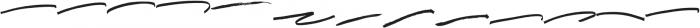 Bestrong Swash Brush Regular otf (400) Font LOWERCASE