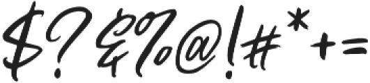 Besttiny otf (400) Font OTHER CHARS