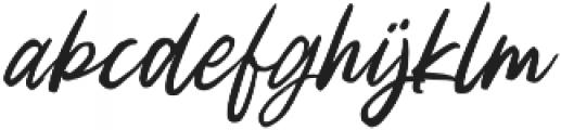 Besttiny otf (400) Font LOWERCASE