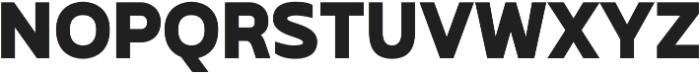 Betm ExtraLight Italic otf (200) Font UPPERCASE