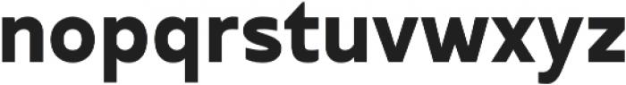 Betm SemiBold Italic otf (600) Font LOWERCASE