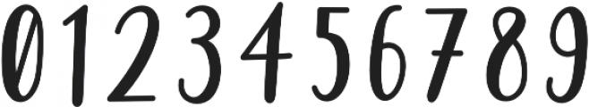 Better Caramel Sans Bold otf (700) Font OTHER CHARS