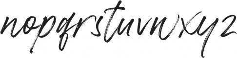 Betterworks Alt otf (400) Font LOWERCASE