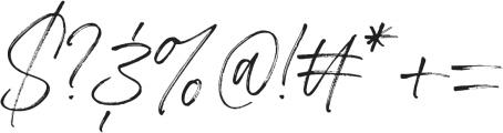 Betterworks otf (400) Font OTHER CHARS