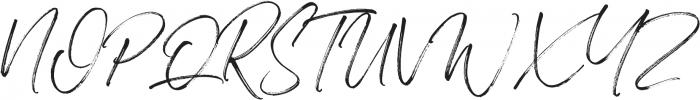 Betterworks otf (400) Font UPPERCASE