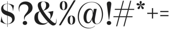 BetweenDays-Regular otf (400) Font OTHER CHARS