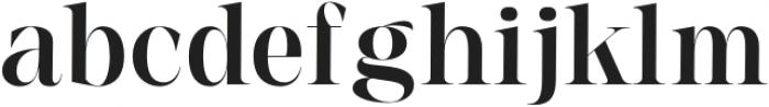 BetweenDays-Regular otf (400) Font LOWERCASE