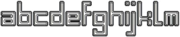 Bevel Fifteen ttf (400) Font LOWERCASE