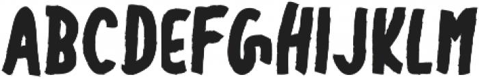 Bexirow otf (400) Font LOWERCASE