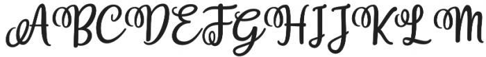 Beyond Magical otf (400) Font UPPERCASE