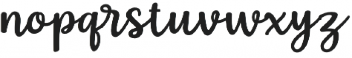 Beyond Magical otf (400) Font LOWERCASE