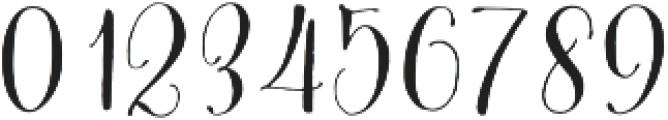 Beyond March - Kestrel Montes otf (400) Font OTHER CHARS