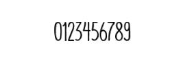 Beauty Heart Sans.ttf Font OTHER CHARS