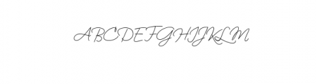 bekafonte.ttf Font UPPERCASE