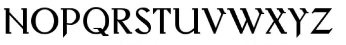 Behrens Antiqua Font UPPERCASE