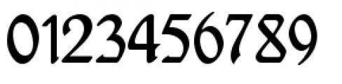 Behrens Schrift Font OTHER CHARS
