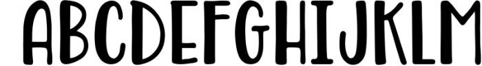 Beachwood Font Duo Font UPPERCASE