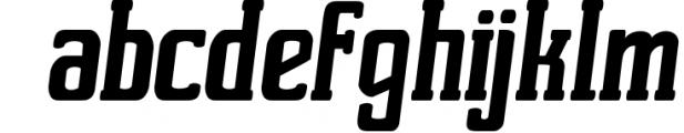 Belanda Font 5 Font LOWERCASE