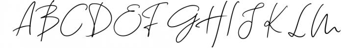 Bellissimi & 6 Free Logo Templates Font UPPERCASE