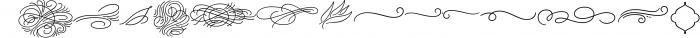 Beloved Complete Font LOWERCASE