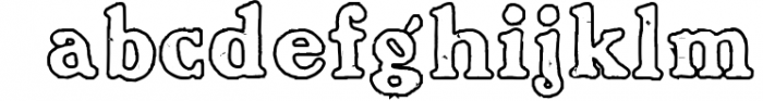 Benjamin Franklin (promotional pack) 2 Font LOWERCASE