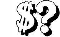 Benjamin Franklin (promotional pack) 3 Font OTHER CHARS