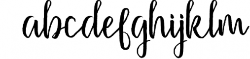Best Font Collection - Limited Time Font LOWERCASE
