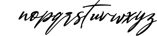 Bestowens family 6 Font LOWERCASE