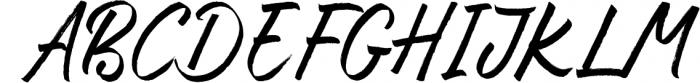 Bestrong - Brush Font Font UPPERCASE