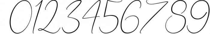 Bettrish // Stylish Signature Font 1 Font OTHER CHARS