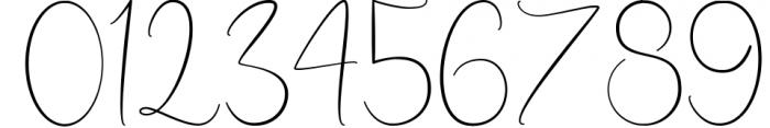 Bettrish // Stylish Signature Font Font OTHER CHARS