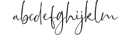 Bettrish // Stylish Signature Font Font LOWERCASE