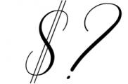 Bettrisia Script - Elegant Calligraphy Font 1 Font OTHER CHARS