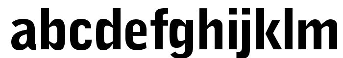 BENETOpti-Black Font LOWERCASE
