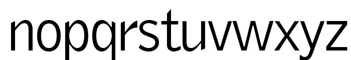 BENETOpti-Roman Font LOWERCASE