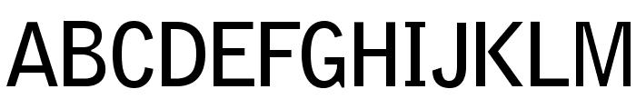 BENetOpti-Bold Font UPPERCASE