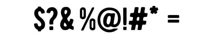 BERNIERRegular-Regular Font OTHER CHARS