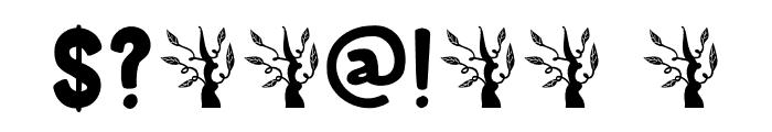Beanstalker DEMO Regular Font OTHER CHARS