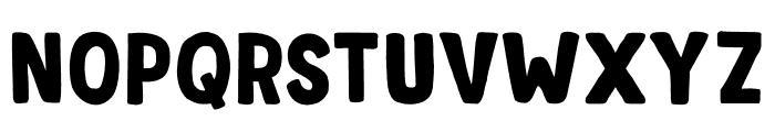 Beanstalker DEMO Regular Font UPPERCASE