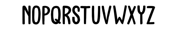 Bearskin DEMO Regular Font UPPERCASE