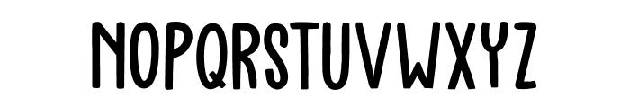 Bearskin DEMO Regular Font LOWERCASE