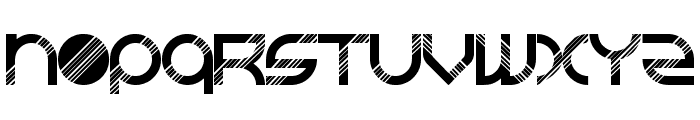 BeastModeDisco Font LOWERCASE